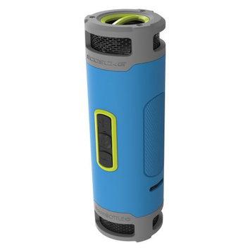 SCOSCHE boomBOTTLE+ Rugged Waterproof Wireless Bluetooth Speaker BTBPSBL (Sport Blue)