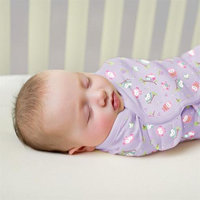 Summer Infant SwaddleMe Girl