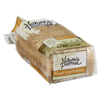 Nature's Promise Naturals Sweet Crunch Bread