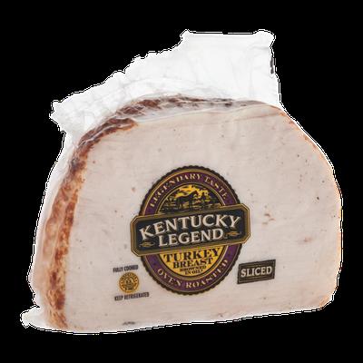 Kentucky Legend Oven Roasted Sliced Turkey Breast