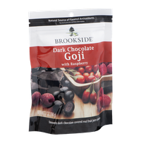 Brookside Dark Chocolate Goji & Raspberry Flavors