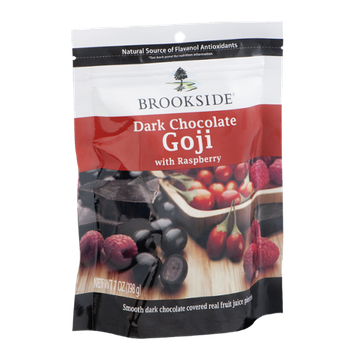 Brookside Dark Chocolate Goji & Raspberry Flavors