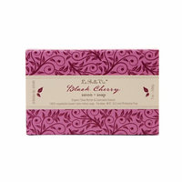 La Belle Vie Black Cherry Triple Milled Soap