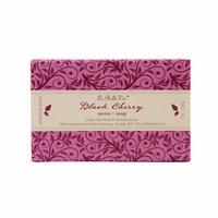 La Belle Vie Black Cherry Triple Milled Soap