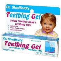 Dr. Sheffield's Baby Teething Gel .33oz (Pack of 2)