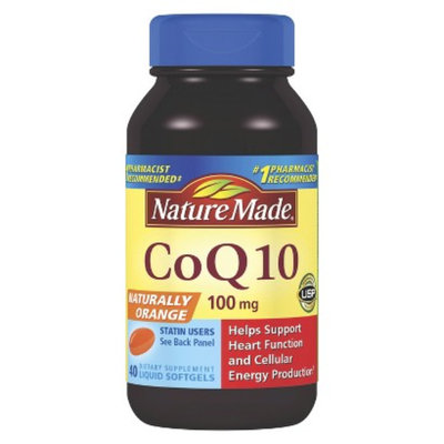 Nature Made Coq10 100 Mg - 40 Count