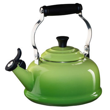 Le Creuset 1.75-Quart Palm Classic Whistling Tea Kettle