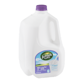 Lehigh Valley Dairy Farms 1% Lowfat Milk
