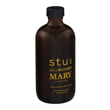 Stu's This Is Bloody Mary Concentrate