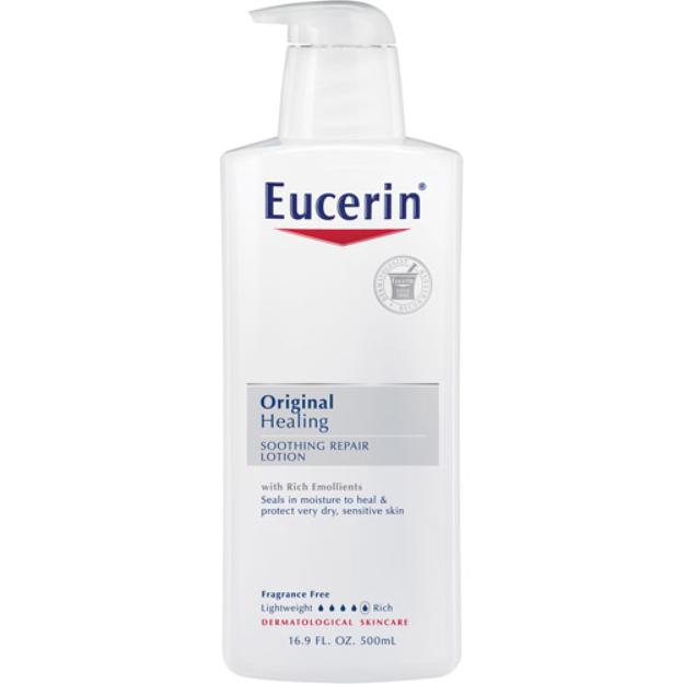 Eucerin Original Moisturizing Lotion