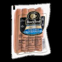Boars Head Skinless Pork & Beef Frankfurters