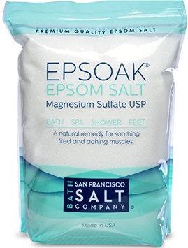 San Francisco Salt Company Epsoak Epsom Salt 40lb Bulk