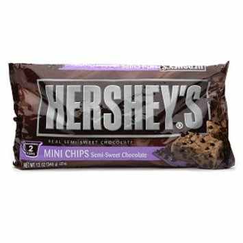 Hershey's Semi-Sweet Mini Baking Chips