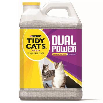 Tidy Cats Scoop Dual Power Cat Litter