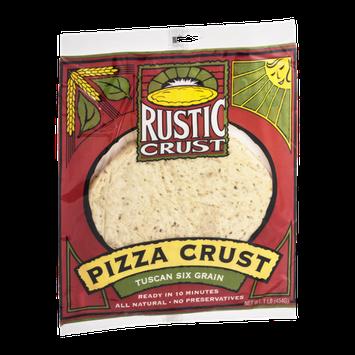 Rustic Crust  Pizza Crust Tuscan Six Grain