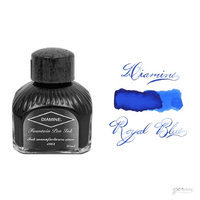 DIAMINE 80 ml Bottle Fountain Pen Ink, ROYAL BLUE