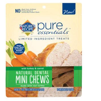 Nature's RecipeA Pure Essentials Mini Chewy Dog Treat