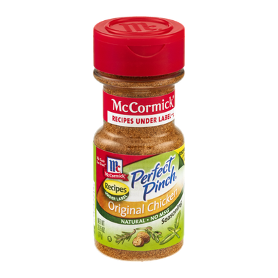 McCormick® Perfect Pinch® Original Chicken Seasoning