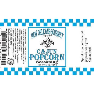 New Orleans Gourmet Cajun Popcorn Seasoning