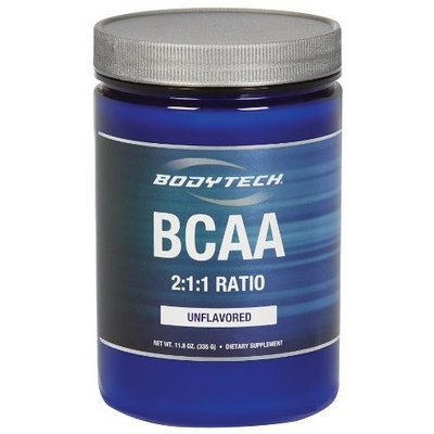 BodyTech - BCAA Powder, 11.8 oz powder
