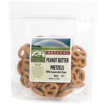 Woodstock Farms Peanut Butter Pretzels ( 8x8 OZ) ( Value Bulk Multi-pack)