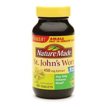 Nature Made St. John's Wort