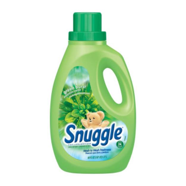 Snuggle Fabric Softener - Green Burst