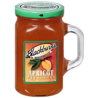 Tj Blackburn Syrup Inc Blackburn's: Apricot Preserves, 18 Oz
