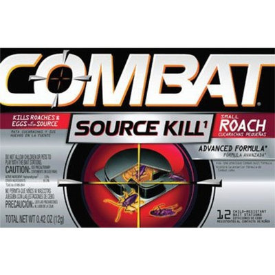 Dial 41910 12-Count Roach Killing System - Quantity 12 Roach Bait & Trap