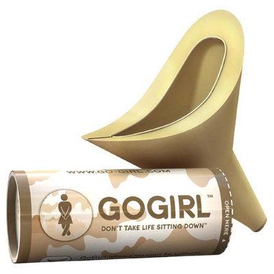 Go-girl Female Urination Device - Camo