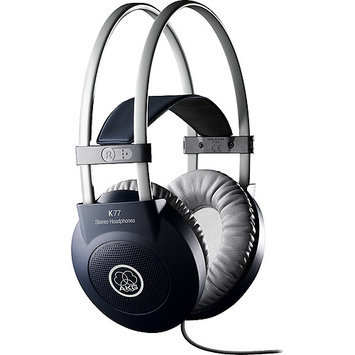 Akg. AKG K77 closed back circumaural headphones