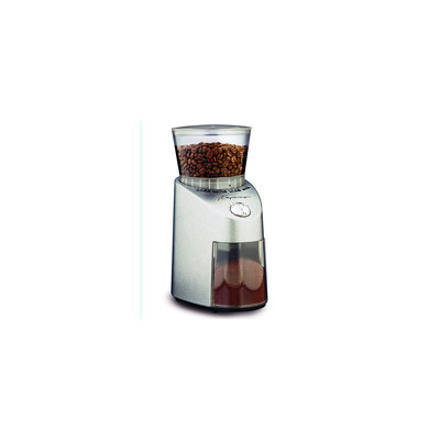 Capresso Infinity Stainless Steel Conical Burr Grinder