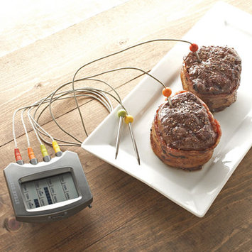The Companion Group CC4073 Steak Station Digital Meat Thermometer