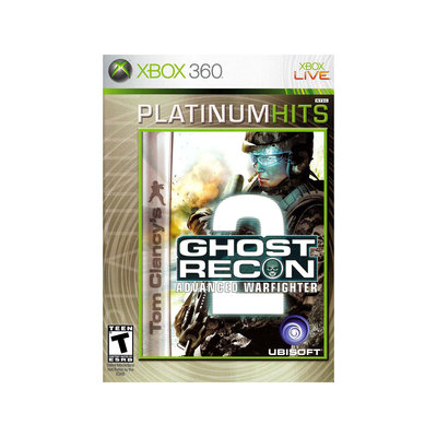 Xbox 360 - Tom Clancy's Ghost Recon Advanced Warfighter 2