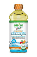 Oh-so Organic Baby PED ELECTROLYTE, OG2, FRUIT, (Pack of 6)