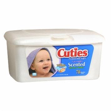 Cuties Premium Baby Wipes