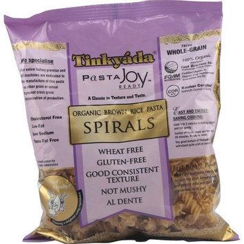 Tinkyada Organic Spiral Brown Rice Pasta, 1 Pounds (Pack of 5)