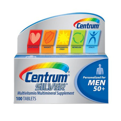 Centrum Silver Women 50+ Multivitamin