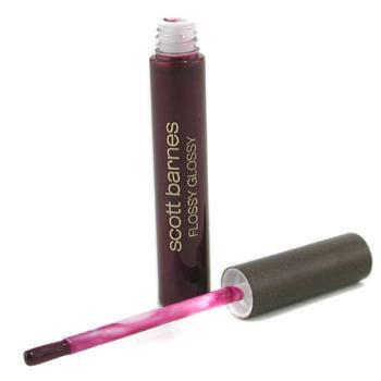 Scott Barnes Flossy Glossy Lip Gloss - Black Currant (Unboxed) 4.5ml/0.152oz
