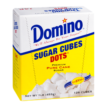 Domino Dots Sugar Cubes