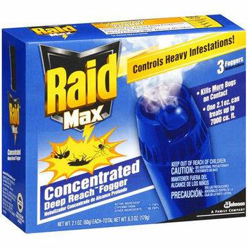 Raid Max 3 Deep Reach Concentrated Foggers