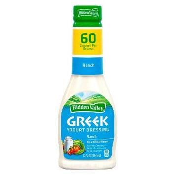 Hidden Valley® Greek Yogurt Dressing, Ranch 12 oz