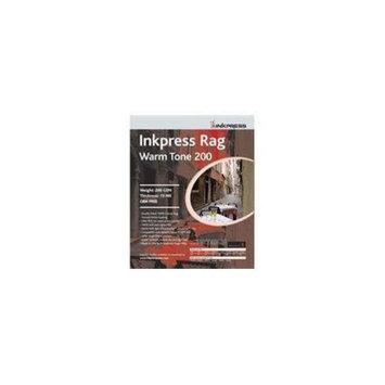 INKPRESS RAG WARM TONE IJ PAPER 5X7-50