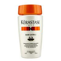 L'Oréal Paris Kerastase Nutritive Bain Satin 2 Shampoo (For Dry Sensitised Hair)