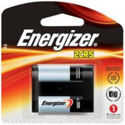 Energizer EL2CR5BP 6-Volt Photo/Electronic Battery Lithium Each