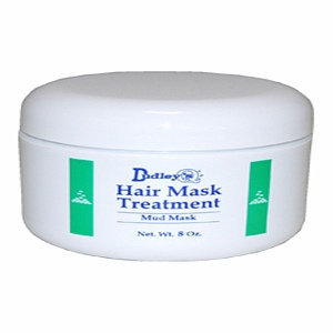 Dudley's Hair Mask Treatment Mud Mask for Unisex - 8 oz