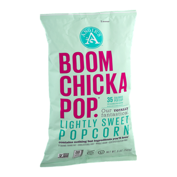 Angie's® Boom Chicka Pop® Lightly Sweet Popcorn