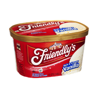 Friendly's Rich & Creamy Vanilla Premium Ice Cream