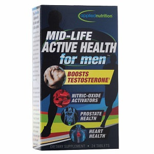 Applied Nutrition Mid-Life Active Health for Men