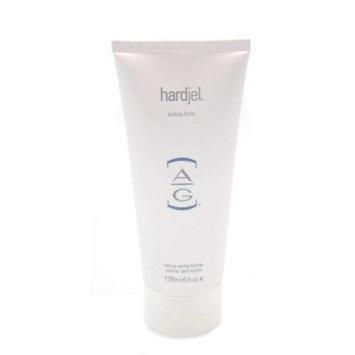 AG Hair Cosmetics Hard Gel Extra-Firm Hold for Unisex, 6 Ounce